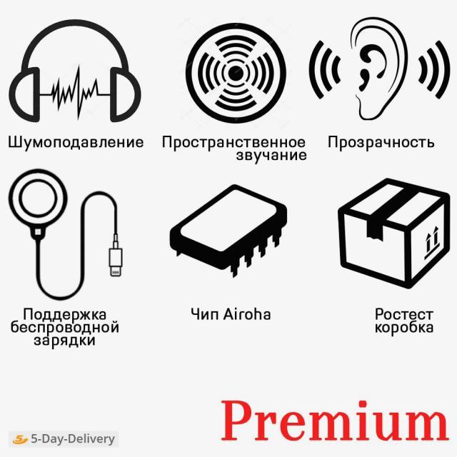 Беспроводная стерео гарнитура | Электроника